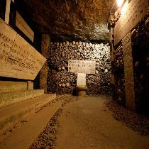 Paris Catacombs Underground Tour