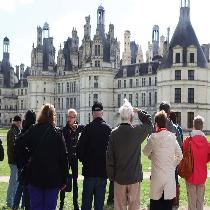 Loire Valley Castles & Wine Tasting from Paris  with Entrance fees, Lunch, Transportation and Official Guide