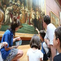 Louvre Highlights for Families, Skip the Line access with Official Guide