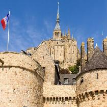 Mont Saint Michel with Transportation, Official Guide and Entrance Fees