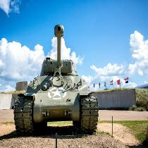 D-Day Beaches of Normandy Tour with Authentic Lunch, Transportation, Entrance Fees and Official Guide