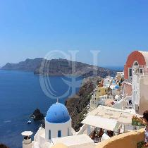 See Santorini In One Day by Land & Sea with guide