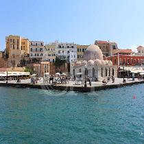 Private  Guiding City tour of Chania