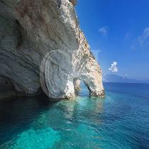 Zante Island Tour with transfer and guide