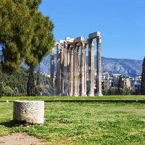 Daily tour to Olympia from Zante Island