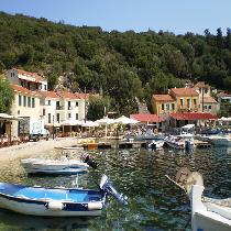 Ithaka from Kefalonia