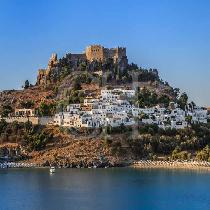 Half-Day Trip to Lindos with transfer and guide