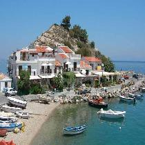 Island Tour Samos with official Guide and Transportation
