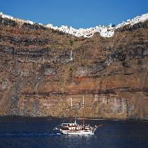 Caldera Traditional Day Cruise with Transfer