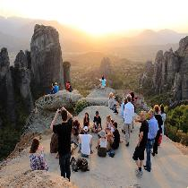 3-Days/2 Nights Rail Tour from Athens to Meteora
