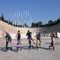 Athens Complete Tour By Electric Trikke