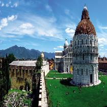 Pisa Half Day Morning Tour with Official Guide and Transportation