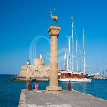 Rhodes Island Cruise: Sail at the East and South coast
