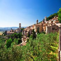 Assisi, Cortona & Perugia Tour with Official Guide, Entrance fees and Transportation
