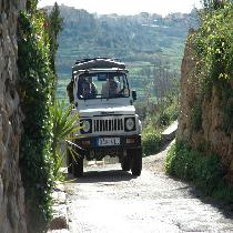 Gozo Jeep Tour with Transportation, Meal & Boat tour