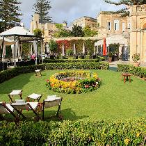 Malta's Scenic Tour-Palazzo Parisio-Clapham Junction-Dingli Cliffs-Buskett Gardens with Entrance fees