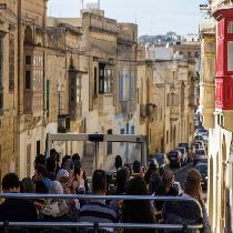 Malta sightseeing Hop on Hop off - North Tour
