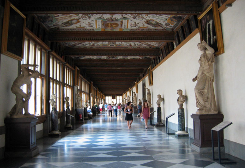 All Florence Accademia And Uffizi Galleries With Lunc Florence