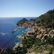 Giglio and Giannutri Islands of Tuscany