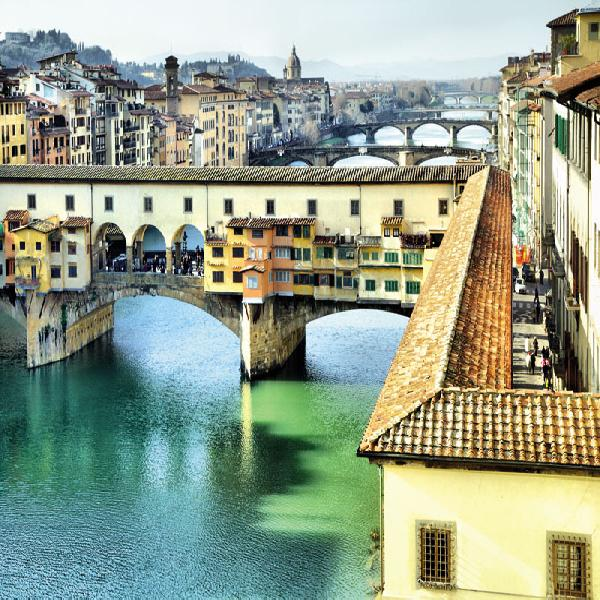 Welcome To Florence Walking Tour With Aperitif Florence