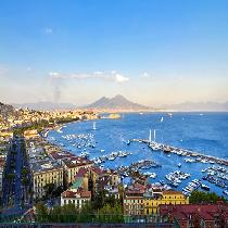 Naples and Pompeii with Official Guide and Transportation