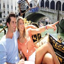 Venice by Bus with Walking tour and Free time