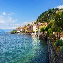 Lake Como and Bellagio