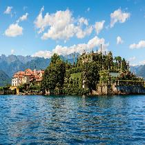 Lake Maggiore with Guide, Boat Cruise and Transportation