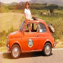 500 Vintage Tour and Chianti Roads Small Group Tour