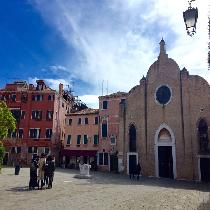 Venetian Ships Pavilion and the Castello district with Official Guide and Entrance Fees