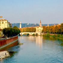 Verona and Amarone with Wine tasting and Transportation