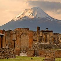 Pompeii from Sorrento with Official Guide and Transportation