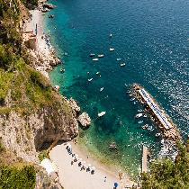 Amalfi Drive with Transportation and Free time in Amalfi and Ravello