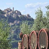 Montalcino, Pienza & Montepulciano Enogastronomic Grand Tour with Official Guide, Wine tasting and Transportation