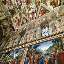 Exclusive Friday Night - Vatican Museums-Dinner & Visit the Vatican Museums with Sistine Chapel
