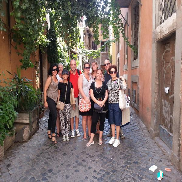 Tasting Tour in Rome