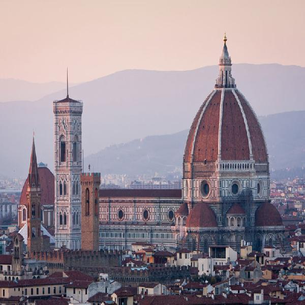 Unesco Jewels: One-Day Tour of Florence by high-speed train