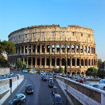 Combined Tours-Papal Audience with Pope Francis in Vatican City, Colosseum, Lunch included Roman Forum & Palatine Hill