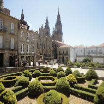 Santiago de Compostela Tour Full Day with Official Guide, Lunch and Transportation Private