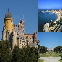 Sintra Tour Half Day-AM Pena Palace, Sintra, Cascais & Estoril