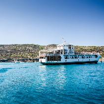 Wave Dancer Blue Lagoon Cruise with Lunch and Transportation