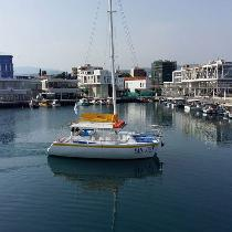 Family Catamaran Cruise with Lunch and Transportation
