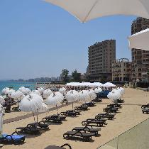 Famagusta and Beach
