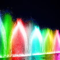 Magic Dancing Waters - Ticket only
