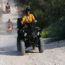 Quad bike safari Quad Safari Single - Own Drive