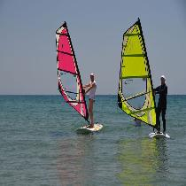 Windsurfing Introduction Hour - 1 hour