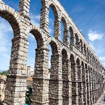 Avila and Segovia Full Day Tour with Official Guide, Entrance Fees and Transportation