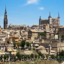 Royal Monastery Of El Escorial and The Valley Of The Fallen and Toledo The Three Cultures Without Lunch