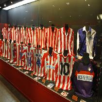 Atletico De Madrid Museum and Stadium Tour - Ticket Only