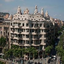 Gaudi Barcelona Sagrada Familia Tour & Artistic The Best Of Gaudi with Official Guide and Transportation